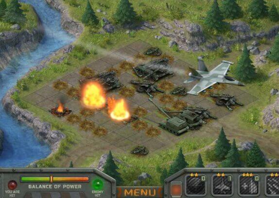 Artillerists - nálet v přímém přenosu