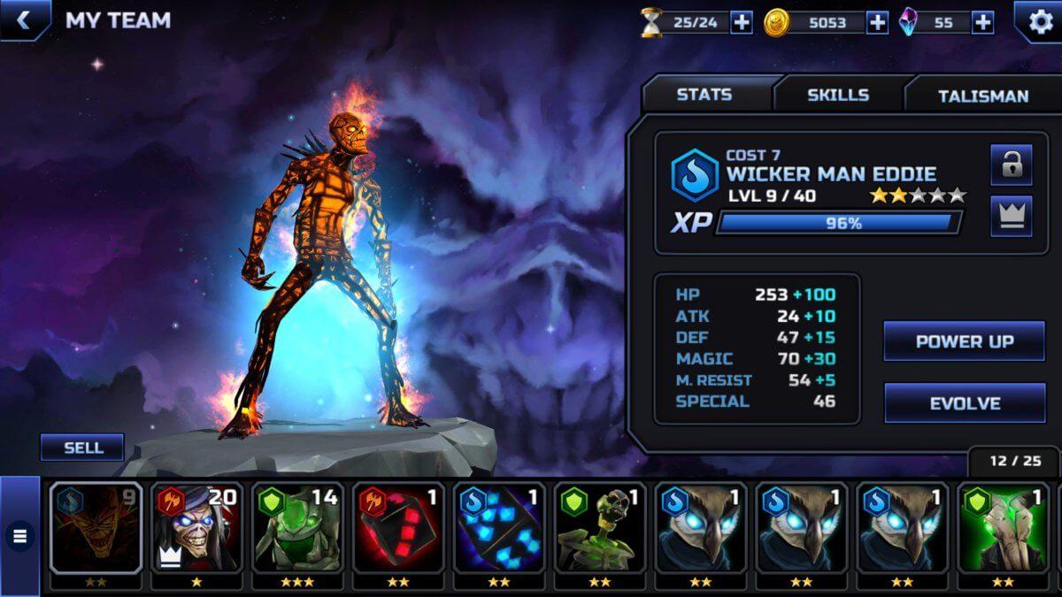 Maiden: Legacy of the Beast - vylepšování postavy ve tří krocích
