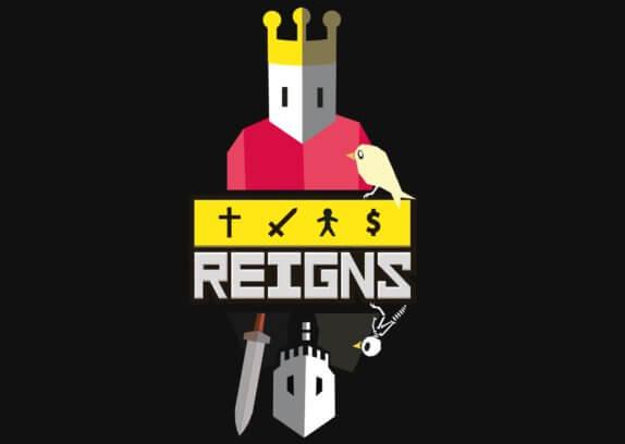 Reigns je povedená hra na Android ve které budete vládnout království