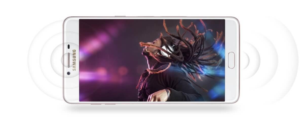 Samsung Galaxy C9 Pro displej