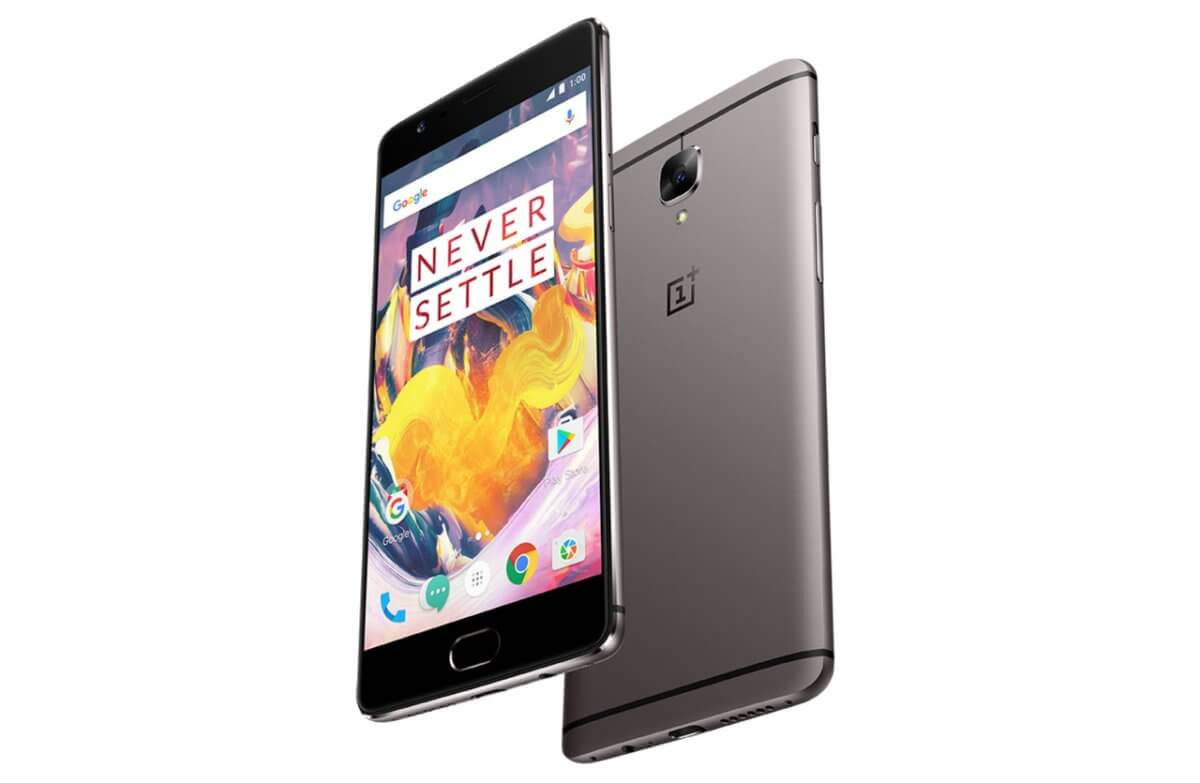 Smartphone OnePlus 3T