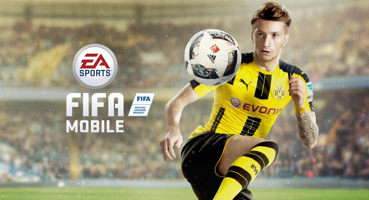 FIFA Football Mobile - nejlepší sportovní hra pro mobily s Androidem