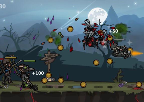 Heroes vs Devil - mouchy se nevzdávají