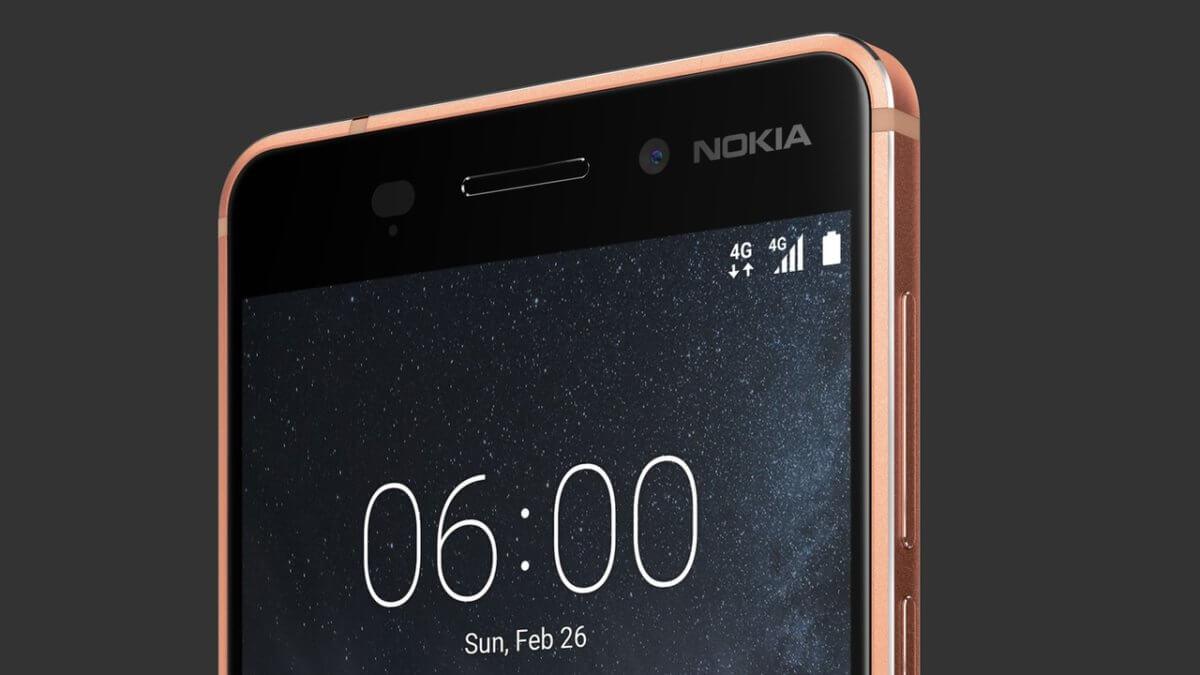 Nokia 6 detail