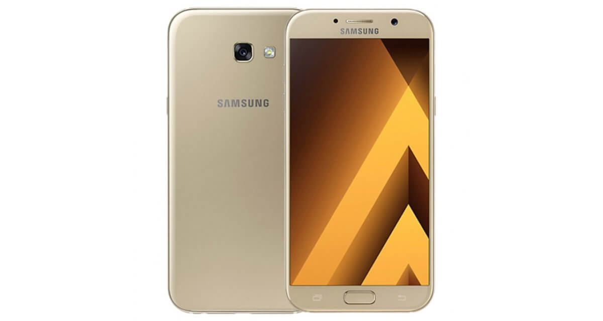 Samsung Galaxy A7 (2017) official