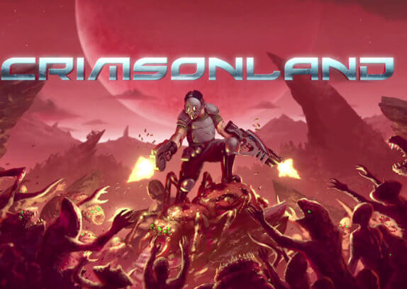 Crimsonland - zábavná arkádová hra pro mobily s Androidem