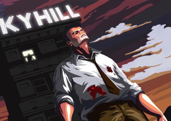 Skyhill - skvělá roguelike hra pro Android