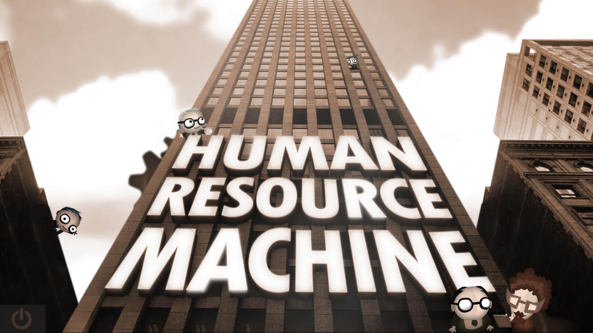 Human Resource Machine - v každém patře na vás čeká jeden trhlý úkol