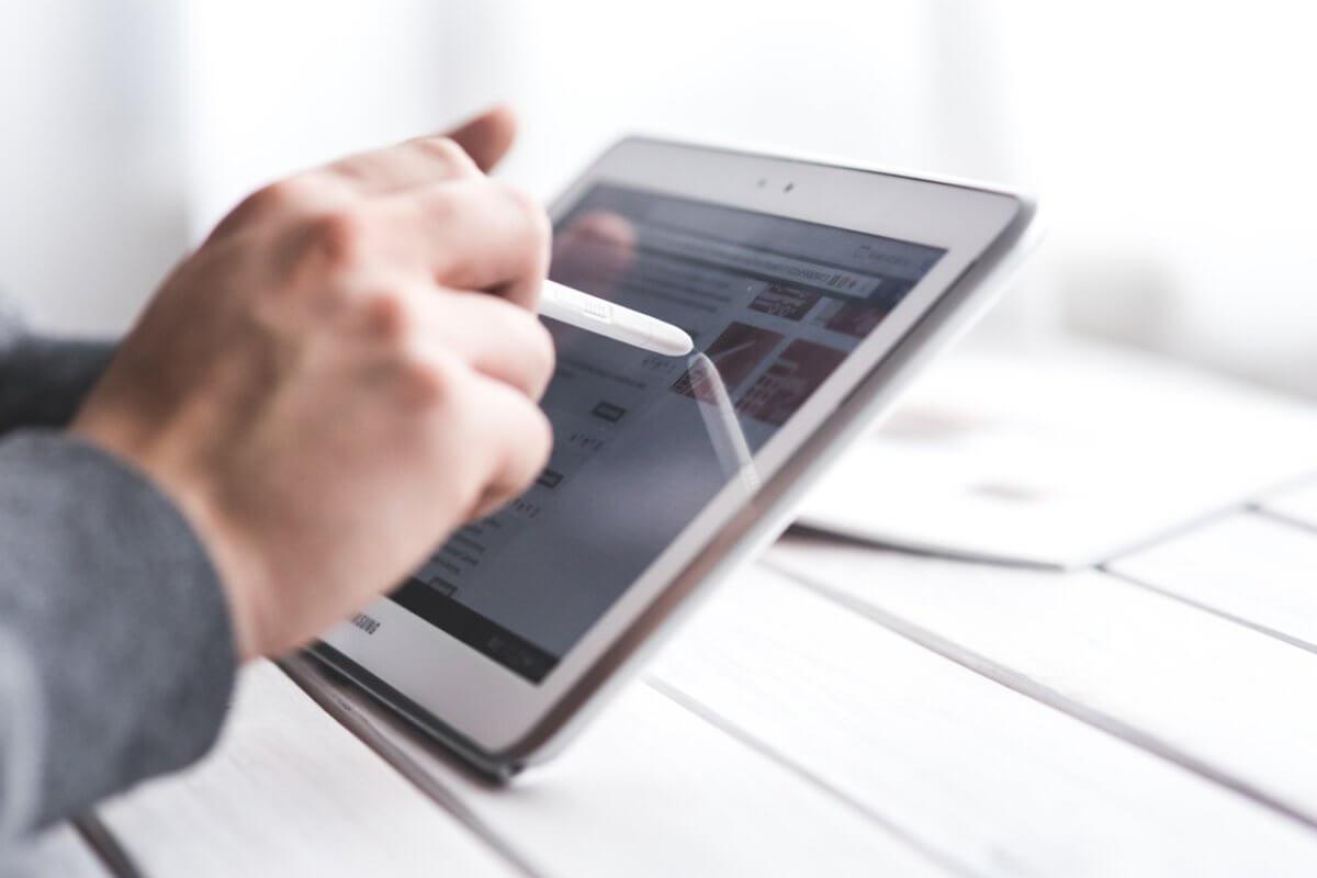 Jak zapojit internet do tabletu - mobilní internet