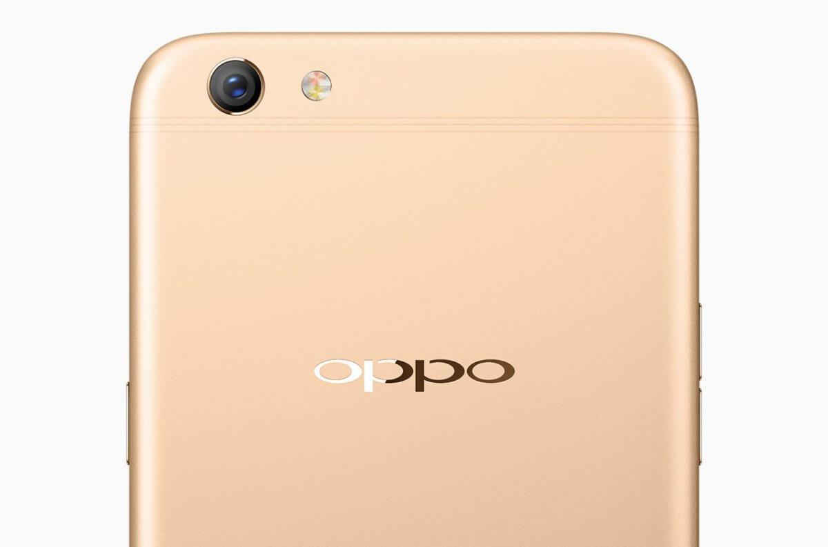 Oppo F3 Plus kamera