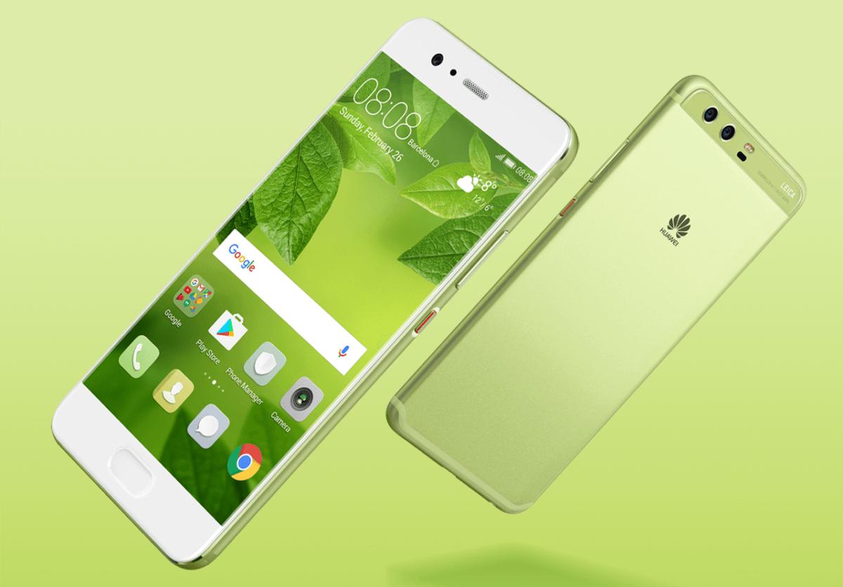 Smartphone Huawei P10