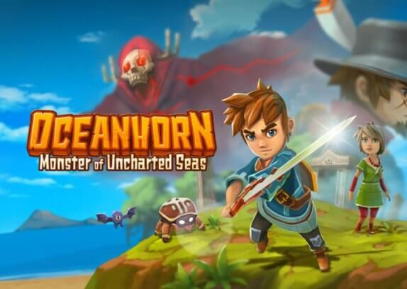 Oceanhorn - je to Zelda, není to Zelda?