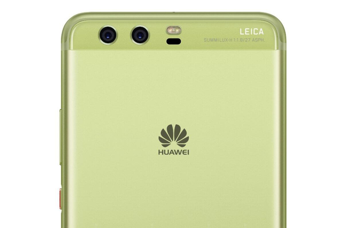 Huawei P10 Plus kamera