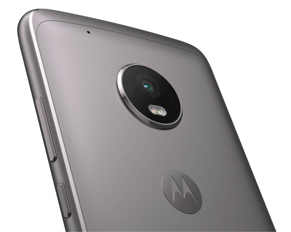 Motorola Moto G5 Plus kamera