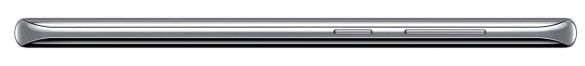 Samsung Galaxy S8 z boku