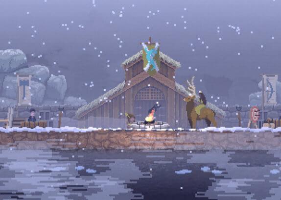 Kingdom: New Lands - zima vám může zatopit