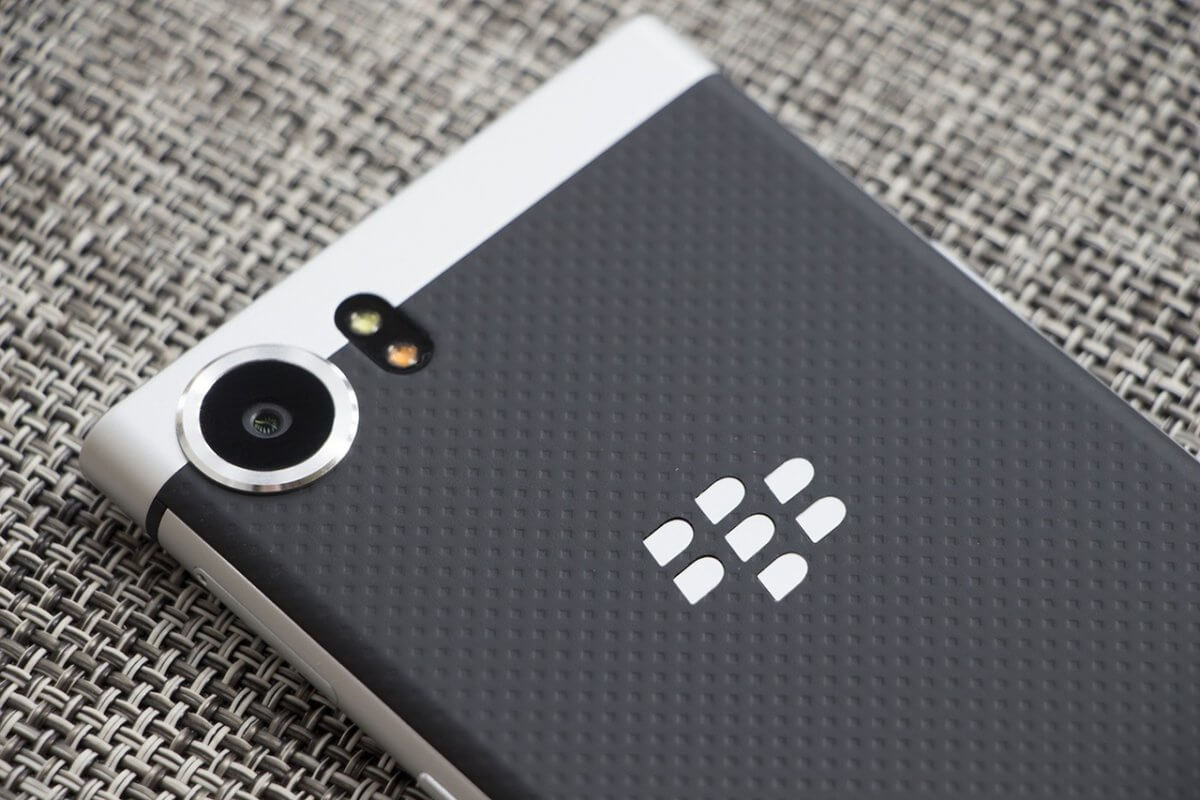 BlackBerry KEYone kamera