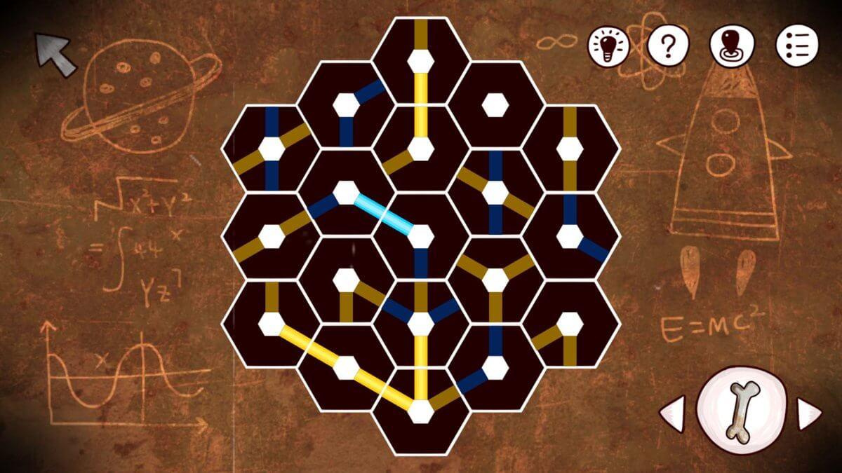 Isoland - na téhle hádance byla postavená celá logická hra