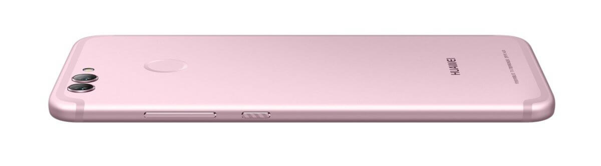 Huawei Nova 2 Plus z boku