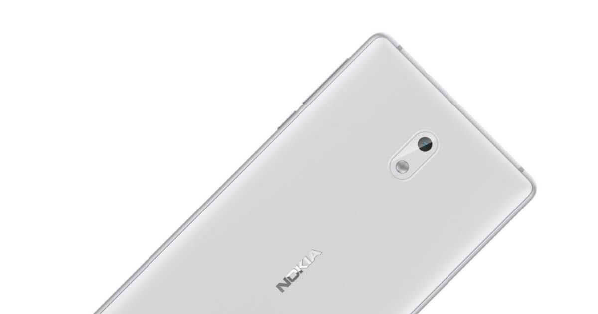 Nokia 3 detail
