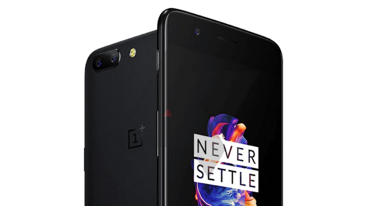 OnePlus 5 detail