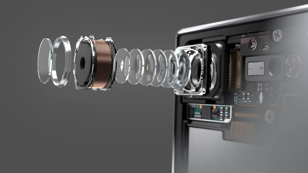 Sony Xperia XZ Premium kamera