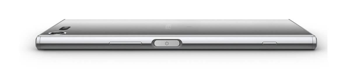 Sony Xperia XZ Premium z boku