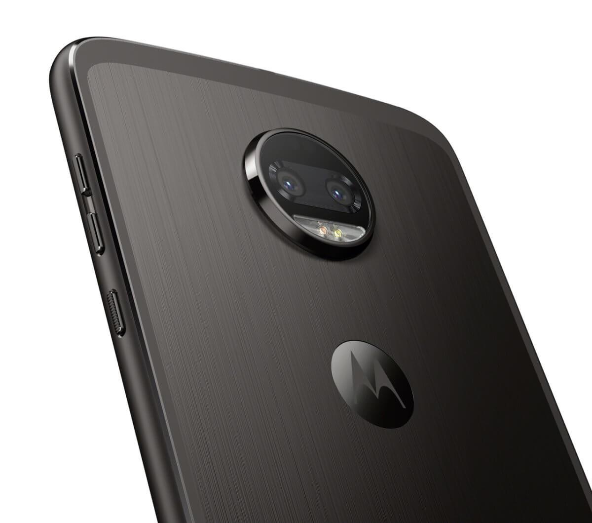 Motorola Moto Z2 Force kamera