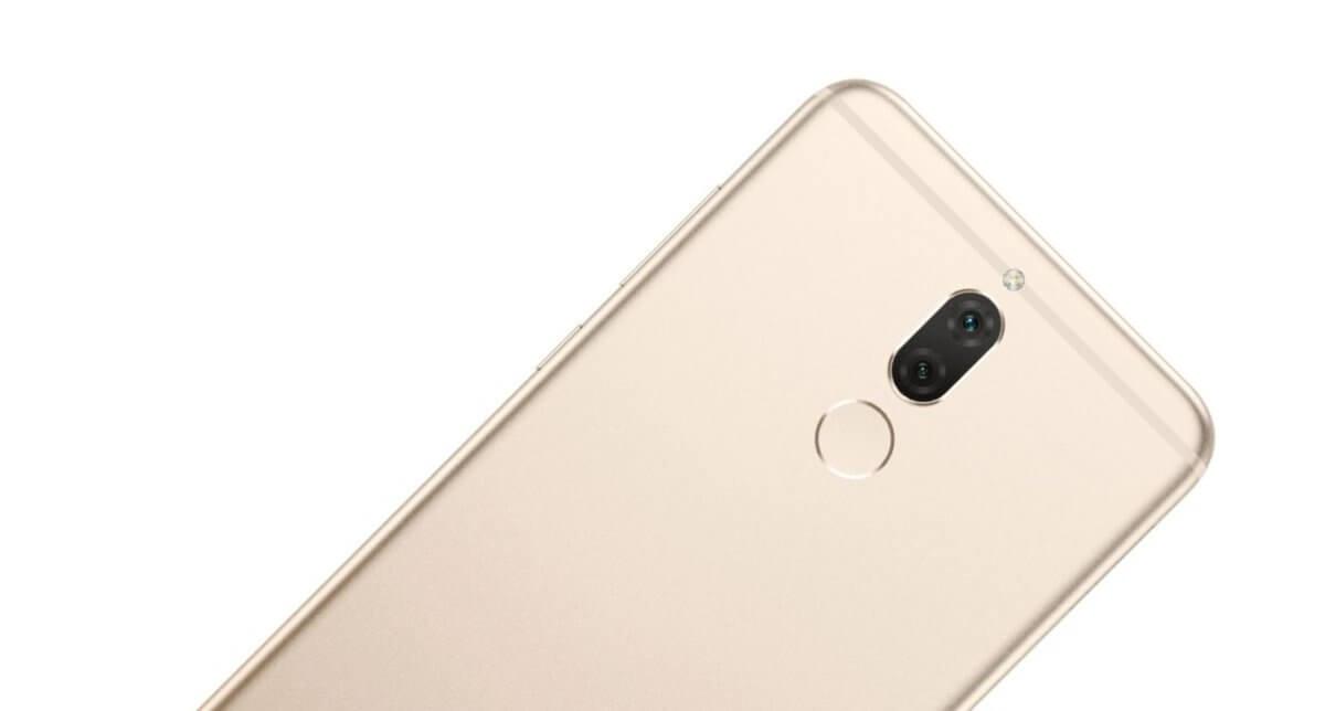 Smartphone Huawei Mate 10 detail