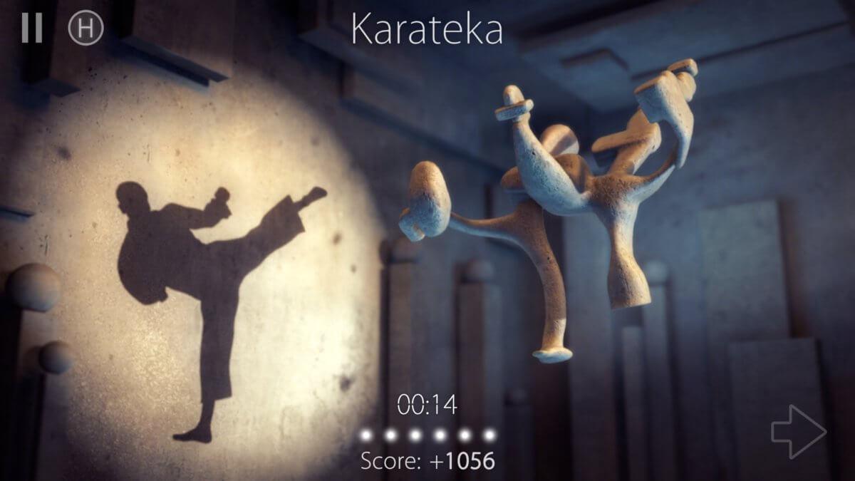 Shadowmatic - některé výjevy této hry jsou nádherné, některé velmi zajímavé