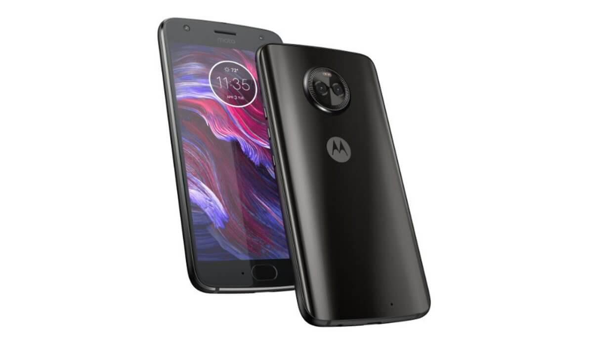 Motorola Moto X4 official