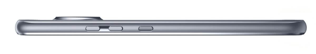 Motorola Moto X4 z boku