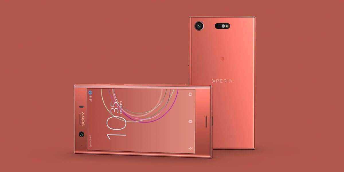Smartphone Sony Xperia XZ1 Compact