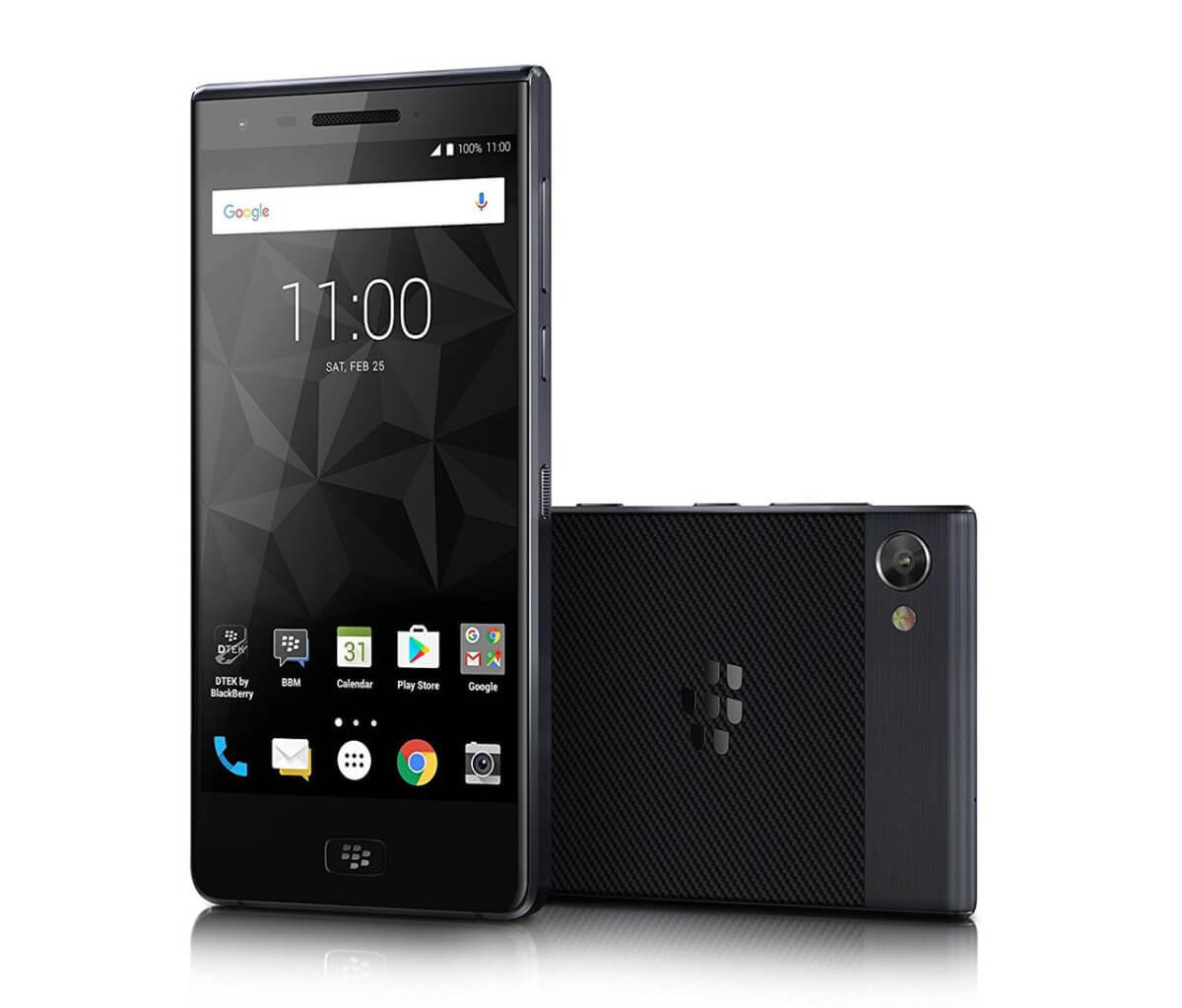 BlackBerry Motion official