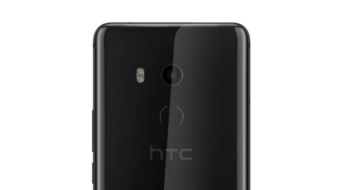 HTC U11+ detail