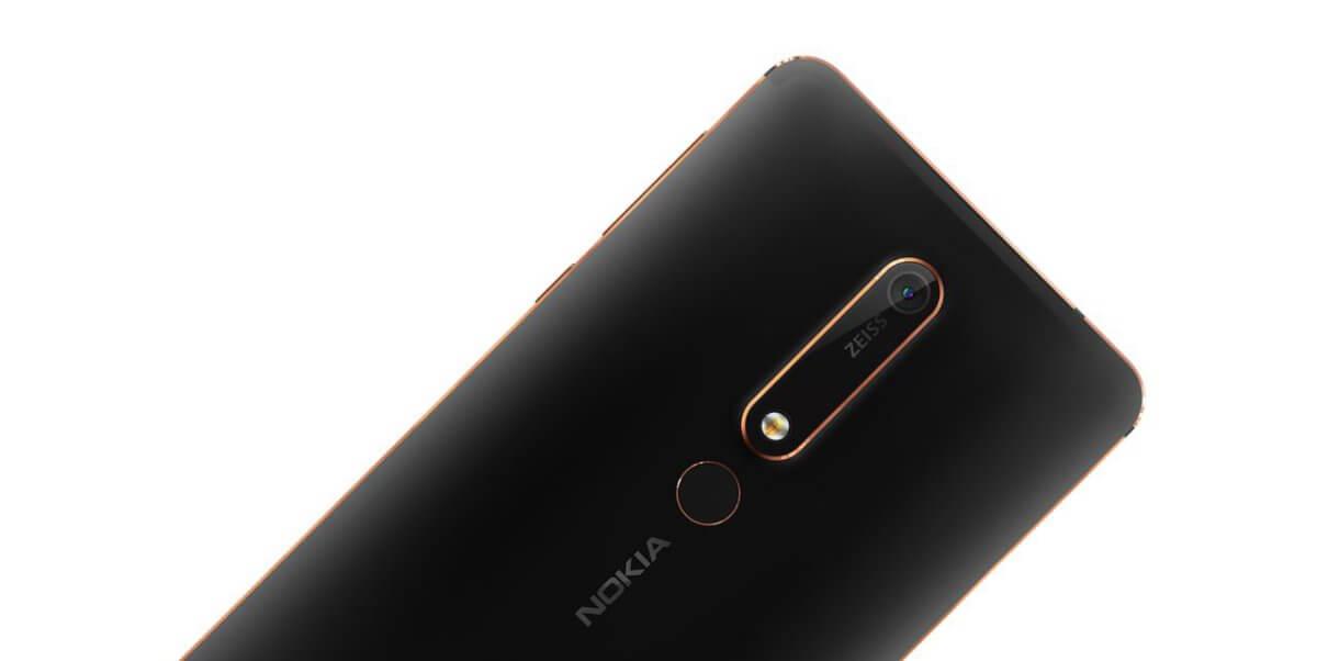 Nokia 6 (2018) kamera