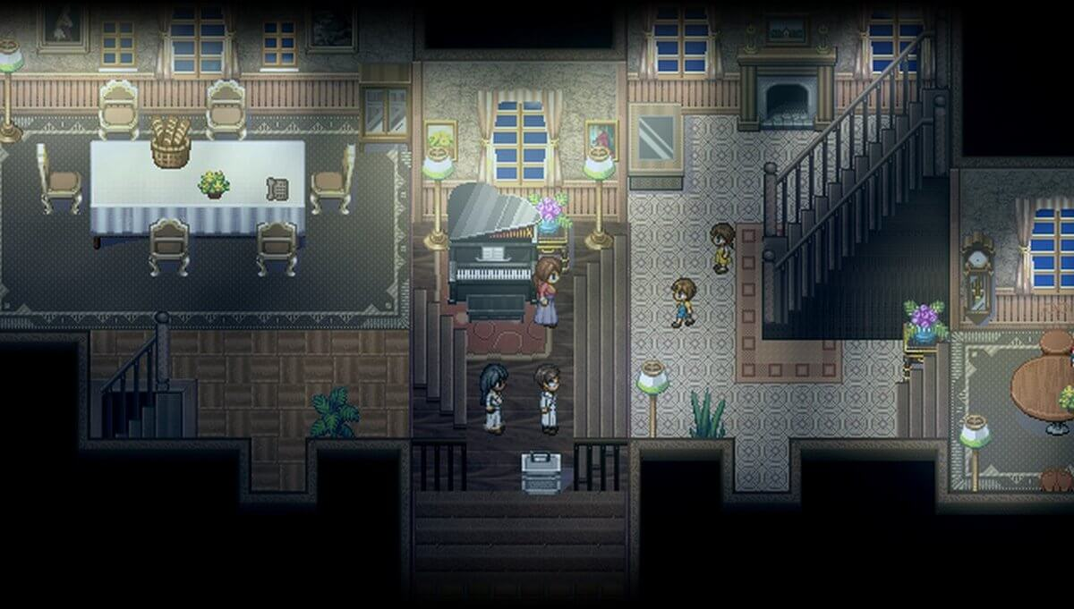 TO THE MOON - nádherná RPG hra o vzpomínkách