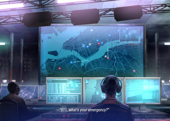 911 Operator z vás udělá operátora tísňové linky
