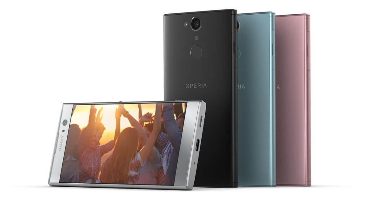 Sony Xperia XA2 barvy
