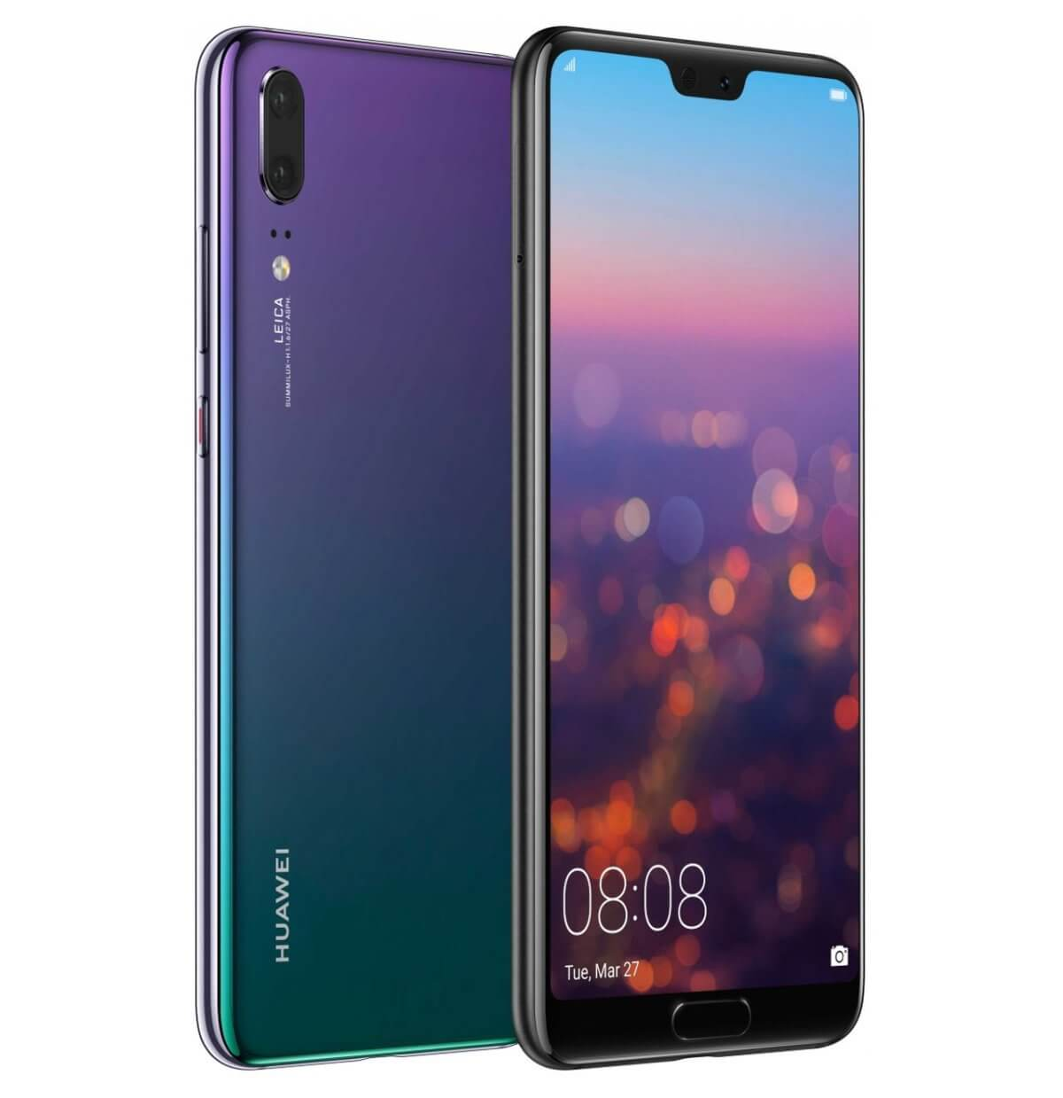 Huawei P20 official
