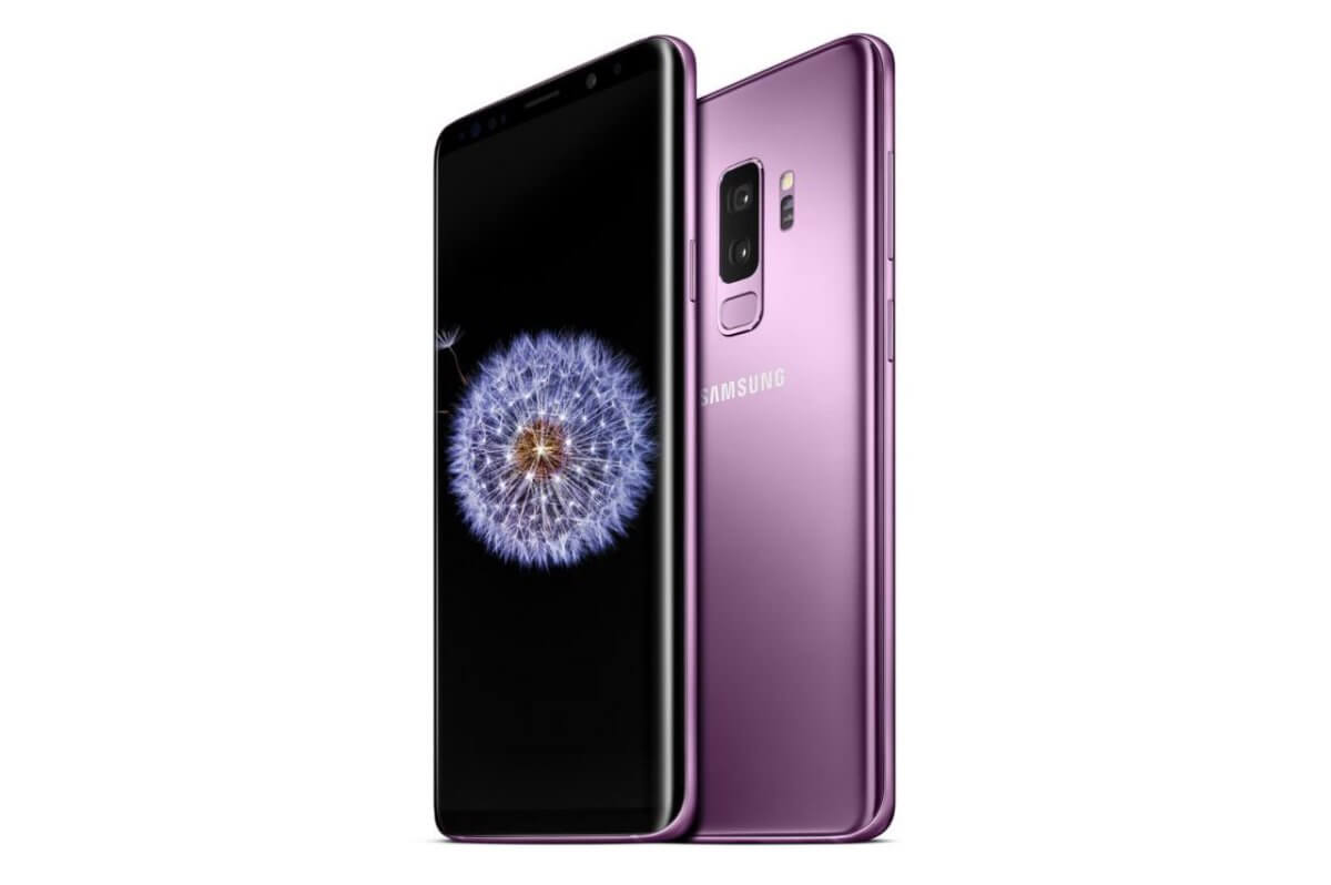 Samsung Galaxy S9+ official