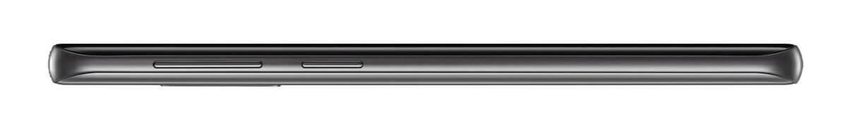 Samsung Galaxy S9+ z boku