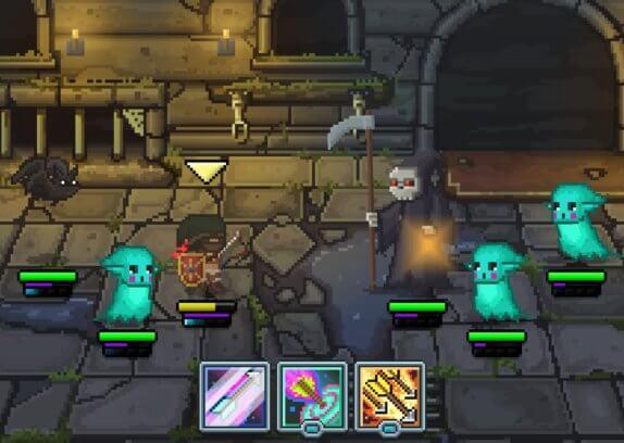 Bit Heroes - aspirant na nejlepší RPG hru roku