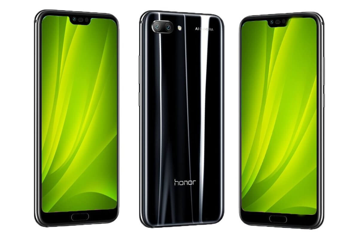 Huawei Honor 10 official