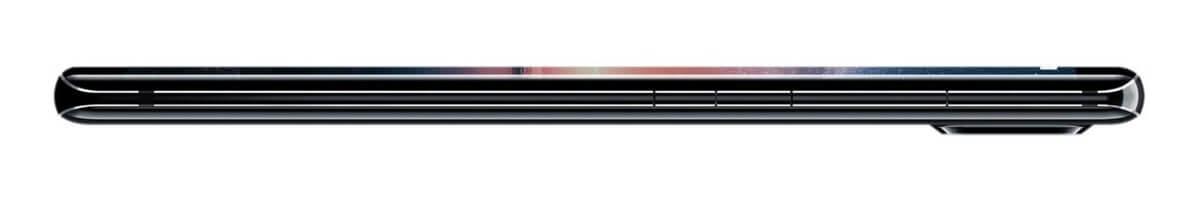 Nokia 8 Sirocco z boku