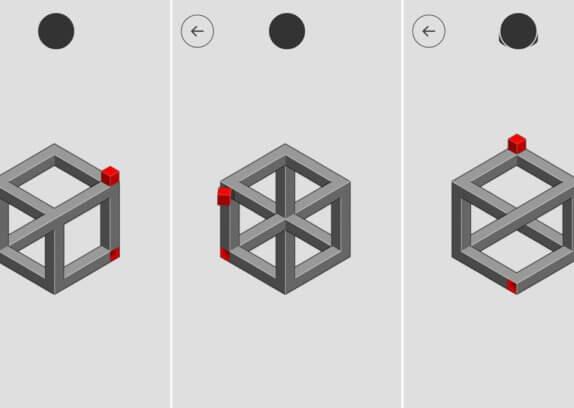 Hocus - logická hra ve stylu Monument Valley