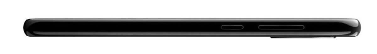 Nokia 5.1 Plus z boku