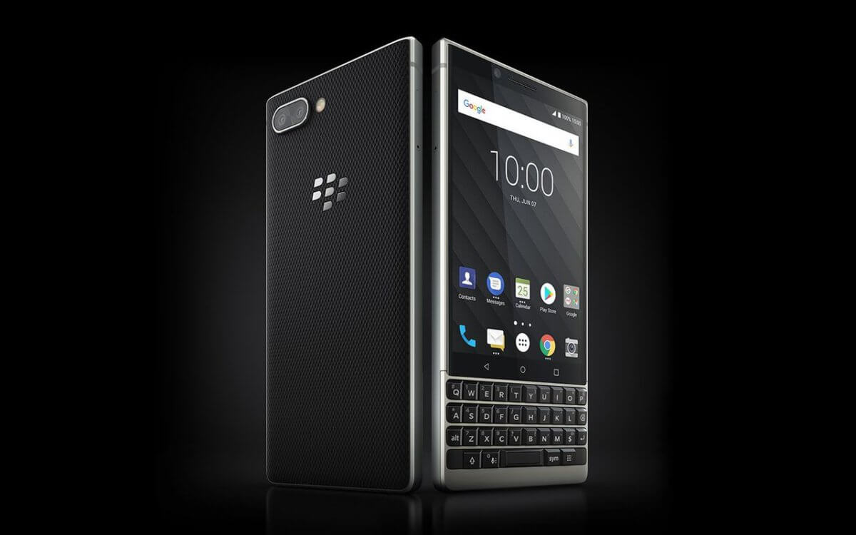 Smartphone BlackBerry KEY2