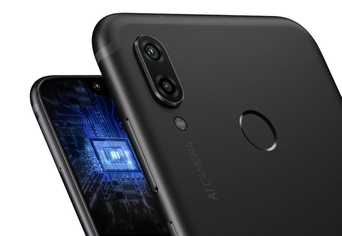 Huawei Honor Play detail