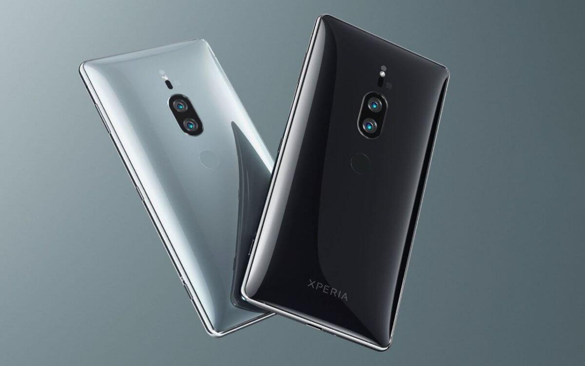 Sony Xperia XZ2 Premium official